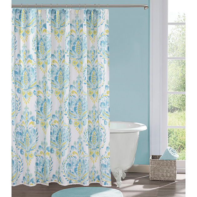 Bed Bath and Beyond Shower Curtains: Offer Great Look and Functional ...
