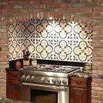 Beautiful Spanish Tiles For Backsplash In Kitchen Room