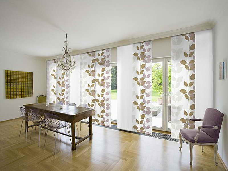 Pictures Of Window Treatments For Sliding Patio Doors: Window Treatment For Sliding Glass Door