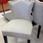 Casual But Luxurious Soft Grey Reading Chair Designed By Cynthia Rowley