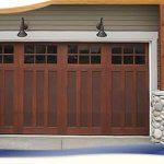 classic nice adorable cool wonderful amazing garege door with wooden made concept made of wood with brown accent