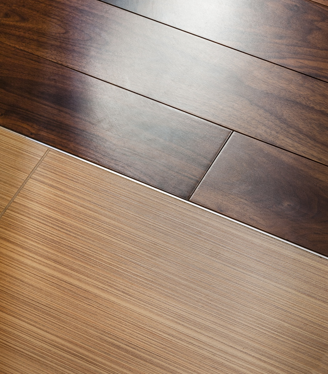 Tile to wood floor transition ideas homesfeed for Pisos ceramicos