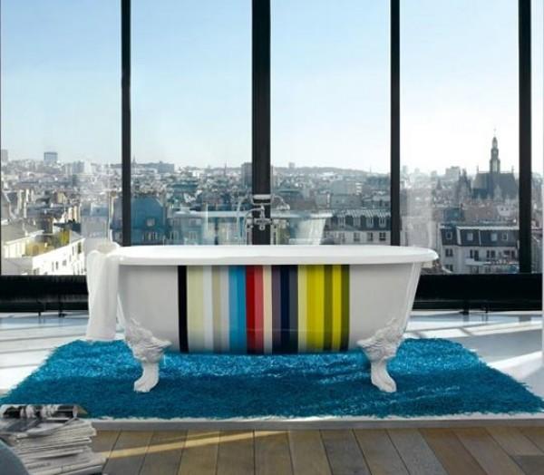 Colored Bathtubs Options Homesfeed - Colored-bathtubs