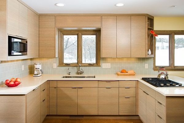 Modern Kitchen Cabinets. Contemporary Cool Amazing Nice Wonderful Modern  Kitchen Cabinet With Wooden Concept Design