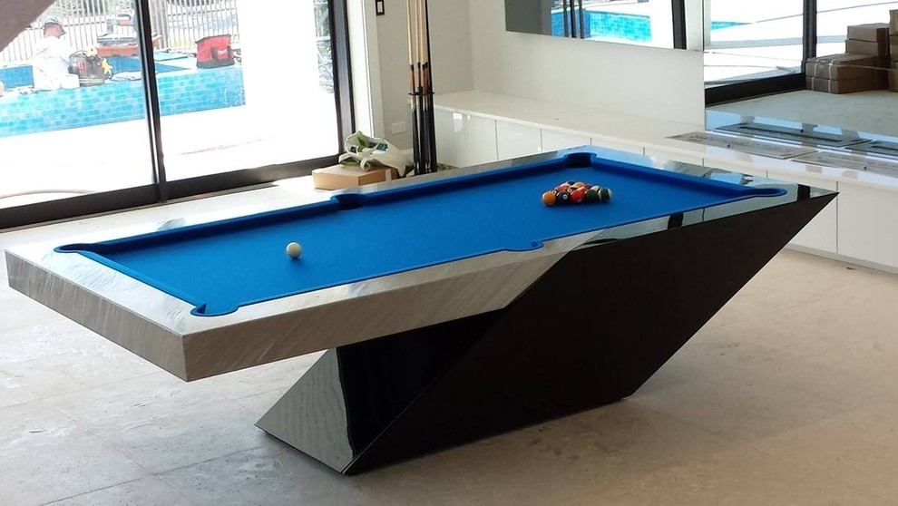 Pool Table A Decorative Furniture As Well As Hobby