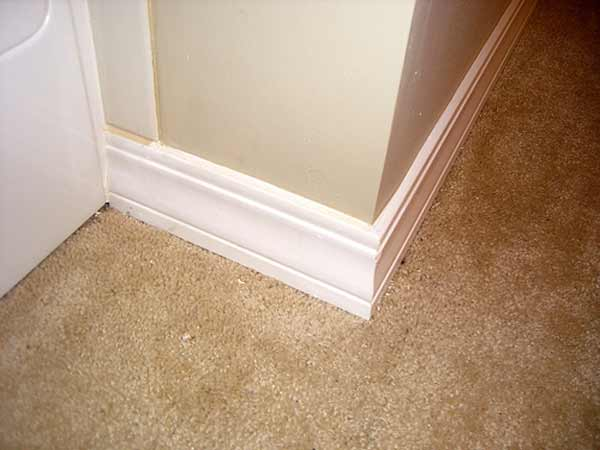 Adorable options of baseboard styles room homesfeed for Baseboard style