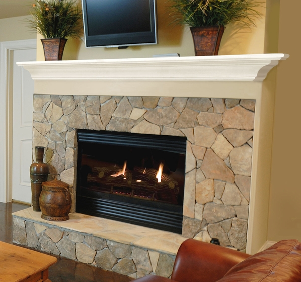 Nice Fireplaces: Wonderful Fireplace Mantel Design And Decoration