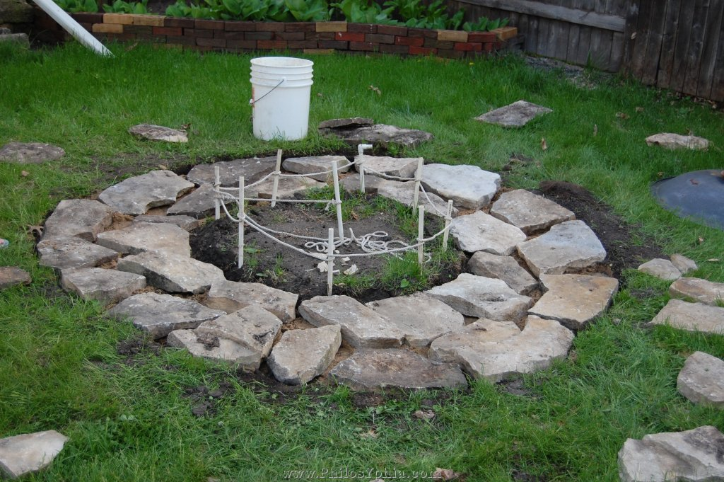How Doyou Build A Fire Pit Yourself At Home