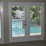 cool amazing nice wonderful fantastic nice adorable  shutter for french door with two doors and two side light windows concept wooden made
