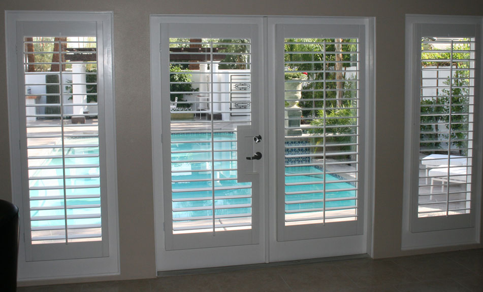 Cool Amazing Nice Wonderful Fantastic Adorable Shutter For French Door With Two Doors And