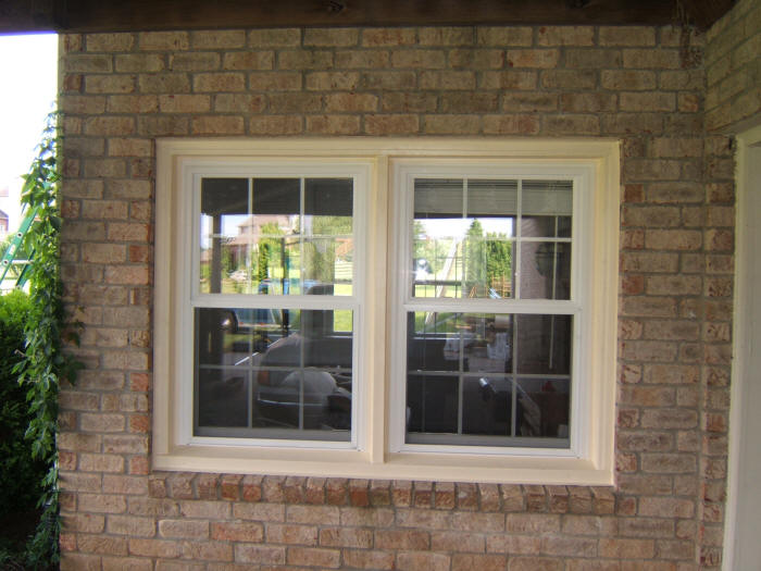 Cool Design Amazing Nice Wonderful Classic Elegant Small Outdoor Window  Trim With Dual Windows Design Concept