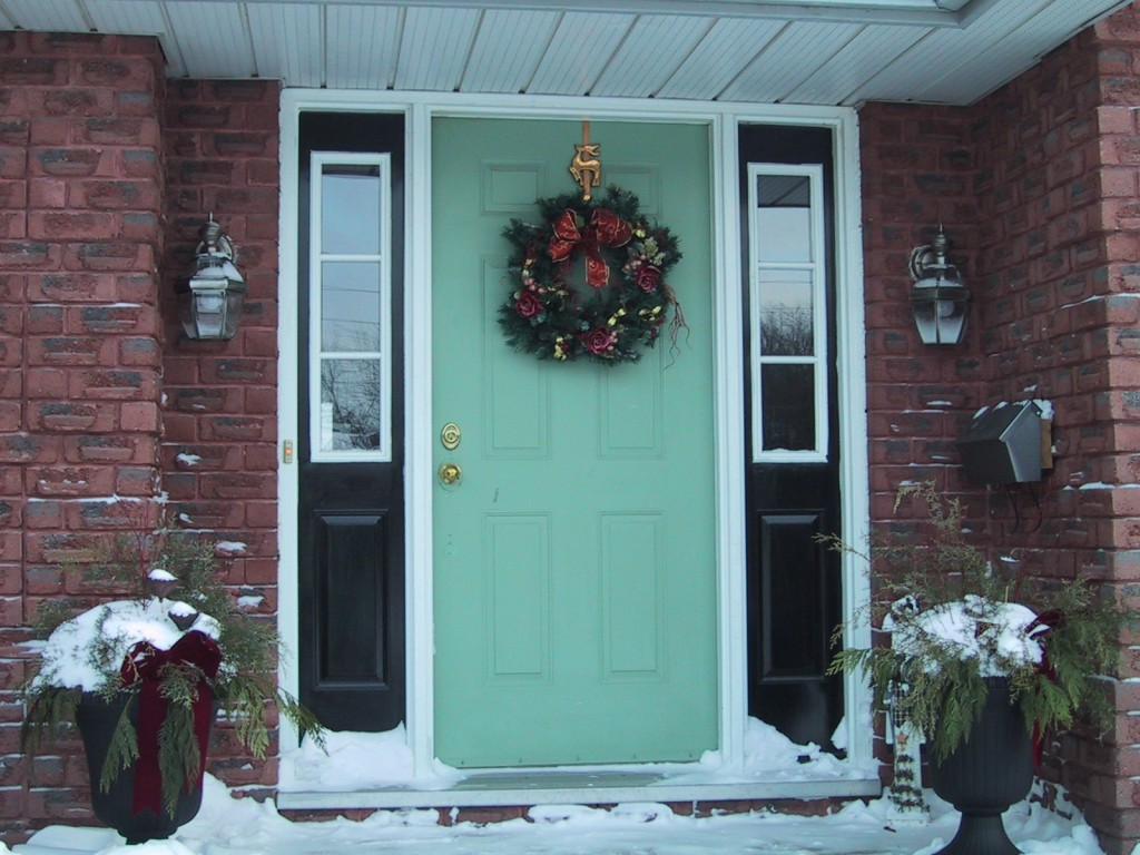 The best choice of cool front doors for you homesfeed for Wooden door ideas