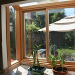 cool wonderful large nice adorable awesome classic garden windows for kitchen with big wooden frame concept with brown color and nice  flower