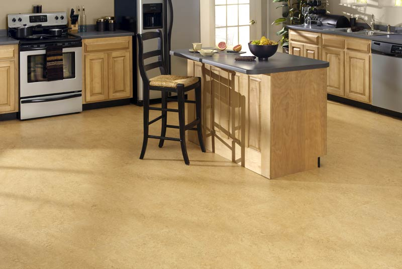 floor for kitchen simple casual kitchen set in wood material kitchen