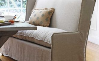 creative-nice-adorable-cool-modern-fantastic-dining-settee-with-ncie-soft-cloth-material-with-grey-coloring-idea