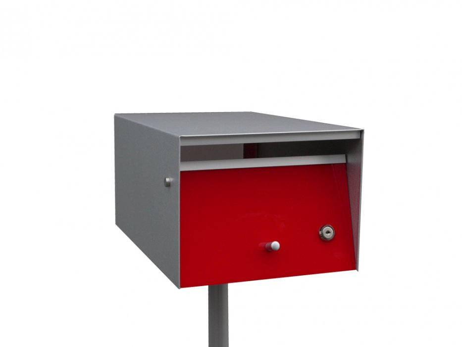 The best choice of modern mail box for you homesfeed for Best mailbox design