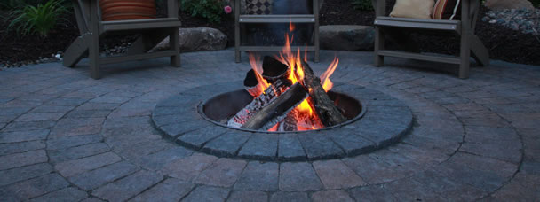 Creative Nice Wonderful Cool Amazing In Ground Fire Pit Ith Small Dsign With