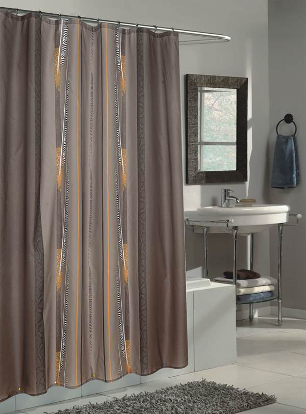 fruitesborras.com] 100+ Dark Brown Shower Curtain Images | The ...