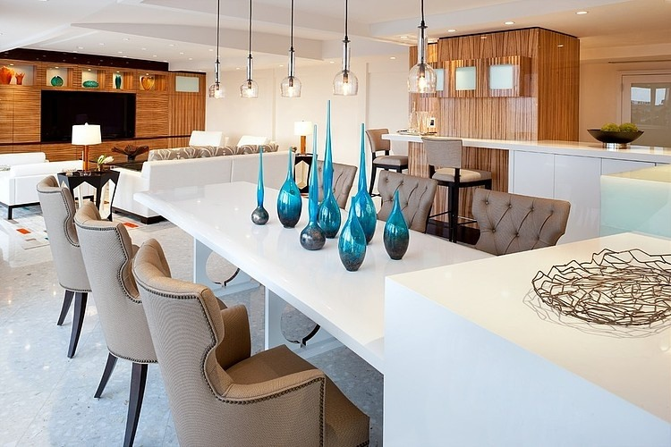 http://homesfeed.com/wp-content/uploads/2015/04/dining-room-in-Florida-style-with-some-artsitic-and-beautiful-color-crystal-vases-on-top-dining-table-unique-pendant-light-fixtures-warm-and-luxurious-dining-furniture.jpg