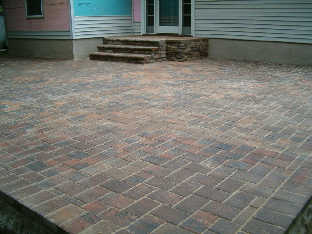 Fabricated natural stones best choice for outdoor for Flooring for concrete