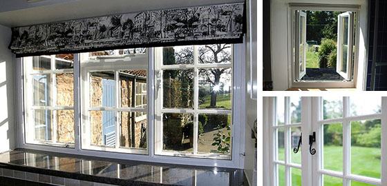 Decorating Cottage Style Windows Inspiring Photos