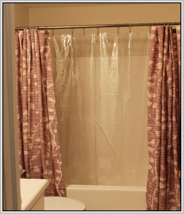 Bed Bath And Beyond Extra Long Shower Curtain