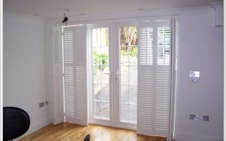 french-doors-top-tracking-memphis-plantation-shutters-2