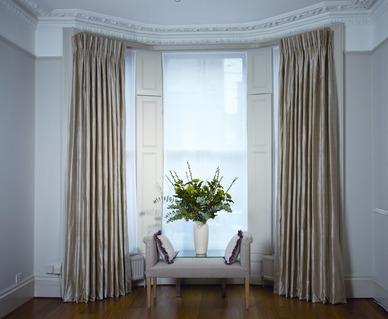 Window Treatments For Wide Windows HomesFeed - Curtains and window treatments