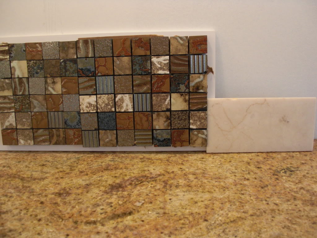 Groutless backsplash how to minimize the grouts homesfeed groutless tiles for backsplash in multicolor options dailygadgetfo Images