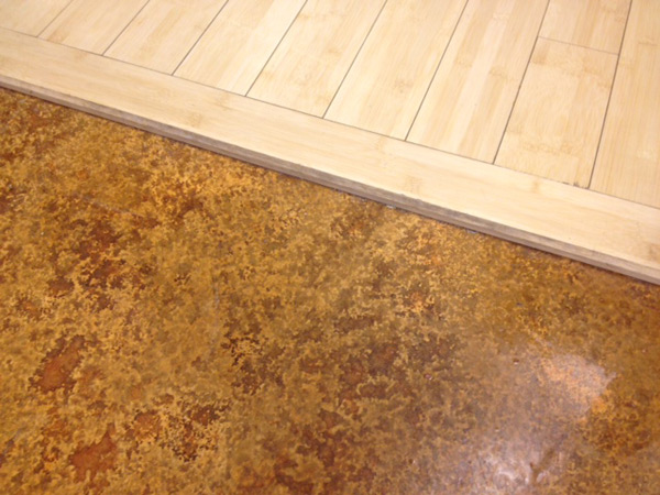 How to install wood look tile flooring