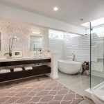 large nice wonderful cool amazing awesome bathroom remodel mid centrury with white room accent with long vanity concept design