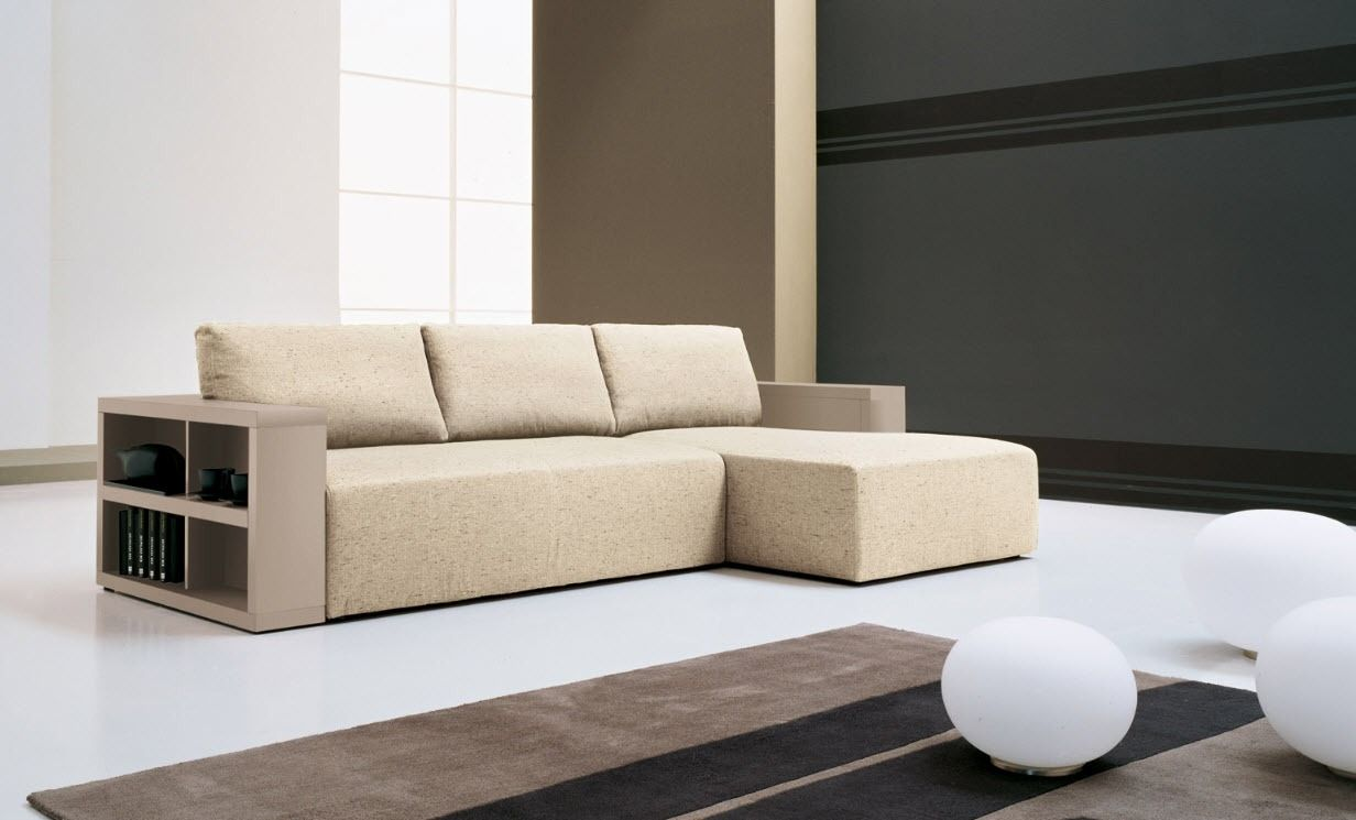 Modular furniture for small room homesfeed for Sofas for small rooms