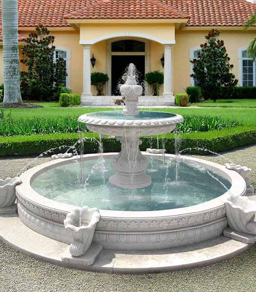 Guidelines of how to landscape water features for home for Home water feature landscaping