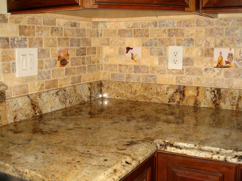 Groutless Backsplash, How to Minimize The Grouts? | HomesFeed