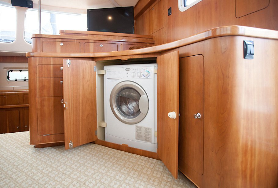 Luxurous Wood Material Laundry Machine Cabinet White Patterns Fabricated  Vinyl Flooring A Washing And Part 50