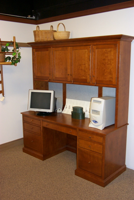 Wall Unit With Desk For Computer Home Design Furniture