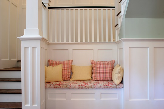Superieur Modern Nice Adorable Cool Wonderful Fantastic Nice Chair Rail Molding Idea  With All White Accent Design