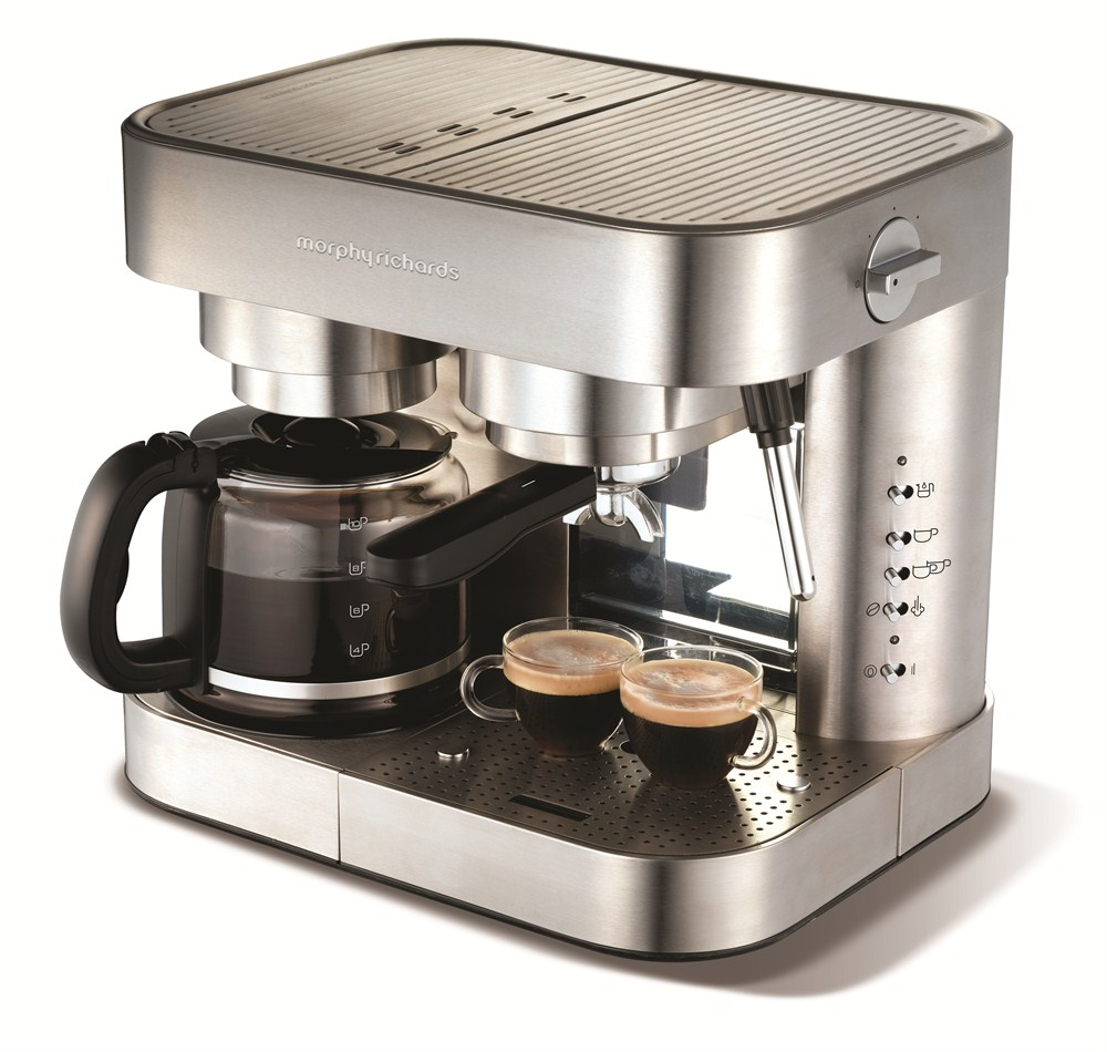 The Best Choice Of Modern Coffee Maker Homesfeed