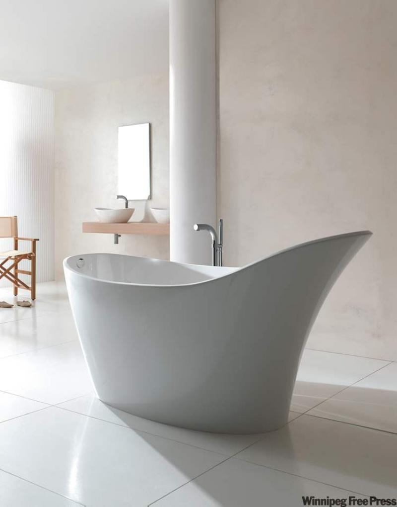 Modern design of victoria and albert tubs for your for Designer tubs