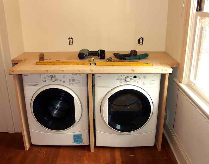 Modern Design Of Washer And Dryer Cabinet Homesfeed