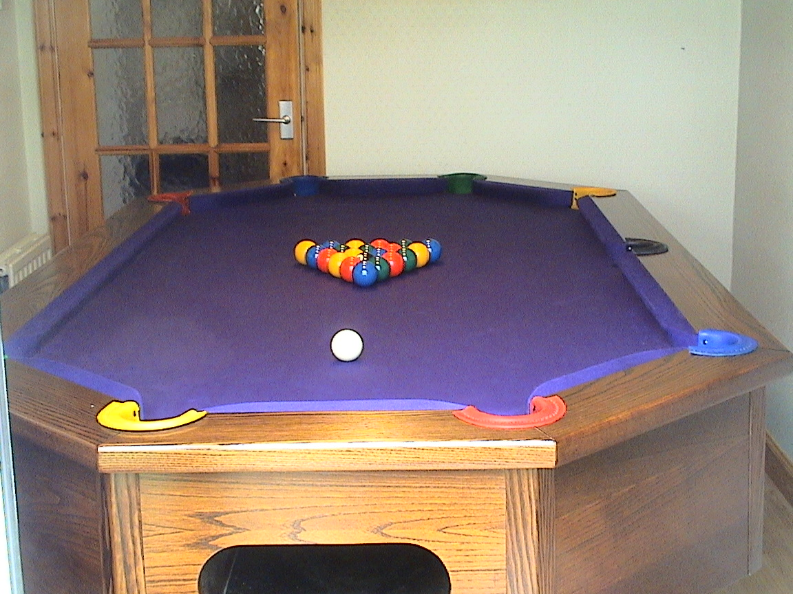 Fish tank pool table - Nice Cute Adorable Awesome Elegant Cool Unique Pool Table With Wooden Frame Concept Design And Has