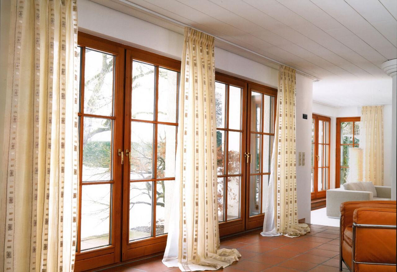 Window Treatments for Wide Windows – HomesFeed