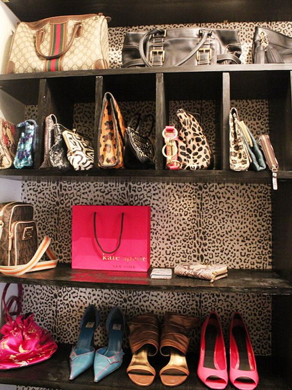 Handbag Storage Ideas Homesfeed