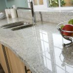 simple nice adorable cool fantastic awesome ashmere white granite with nice abstrac pattern for kitchen countertop design