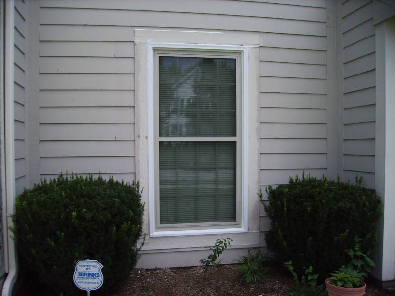 Hottest exterior outside window trim homesfeed for Exterior window trim design