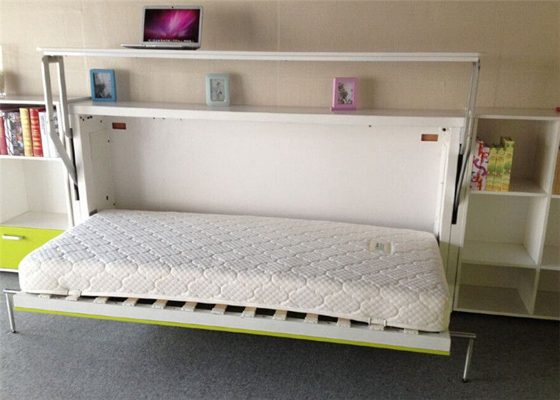 Fold Up Wall Bed A Larger Room Maker HomesFeed
