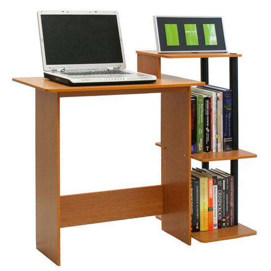 Slim Computer Desk with Huge Variants of Design HomesFeed