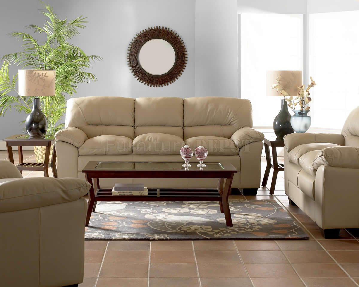 Comfortable Living Room Furniture Sets