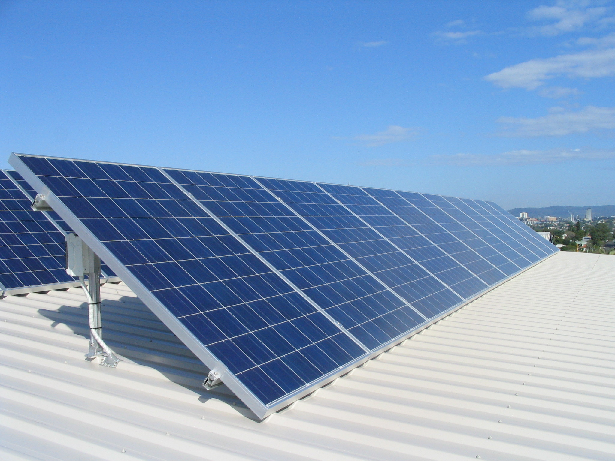 Cost to install solar panels on roof - Solar Panels Installation