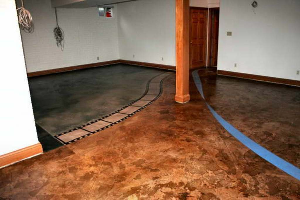 Best Basement Floor Paint A New Look Of Basement Floor HomesFeed - Best material for basement floor